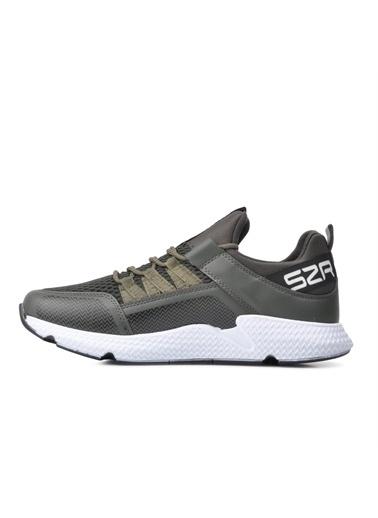 Slazenger Slazenger ZAFIRA Yürüyüş Erkek Ayakkabı Haki Haki